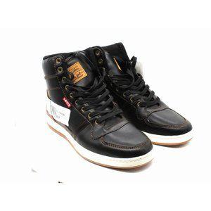 Levi's Stanton High-Top Sneakers Men's Shoes